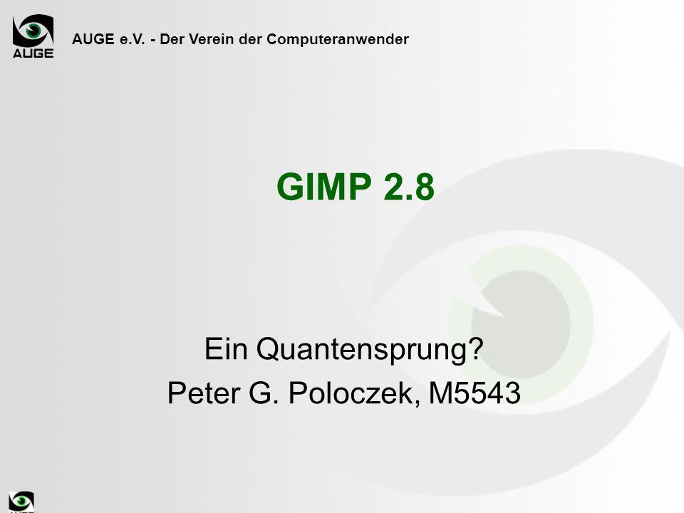 Ein Quantensprung Peter G. Poloczek, M5543