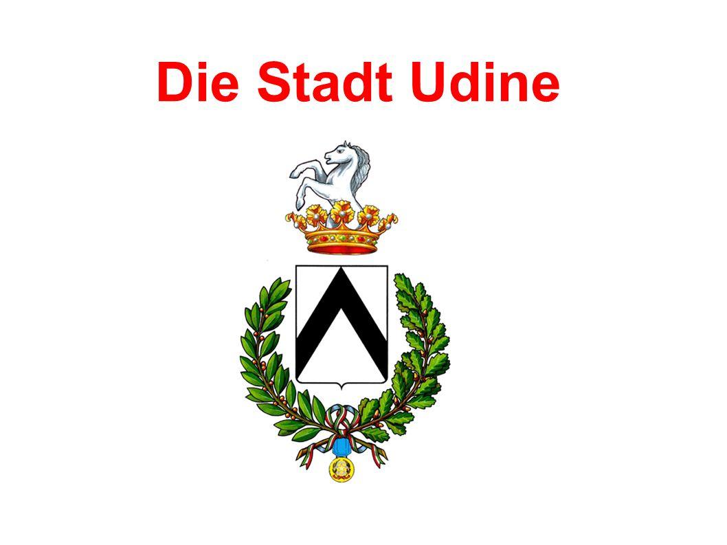Die Stadt Udine