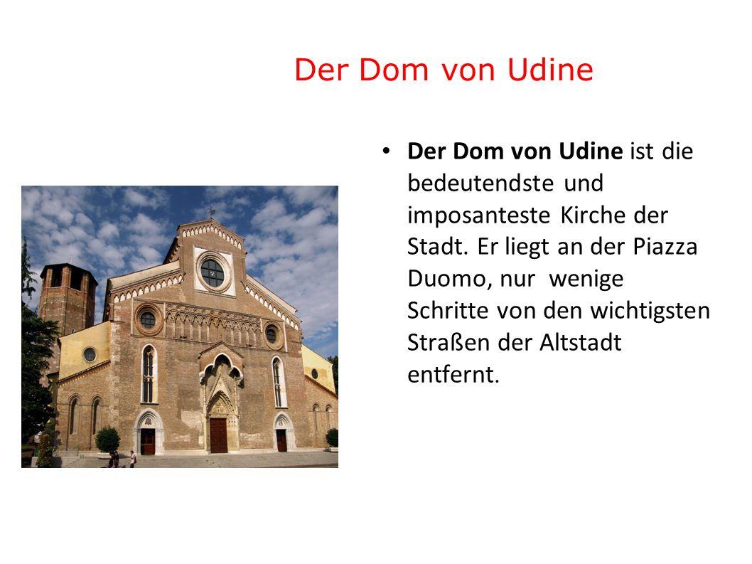 Der Dom von Udine