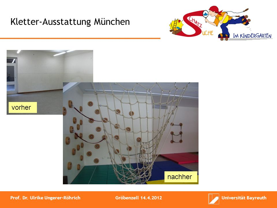 Kletter-Ausstattung München