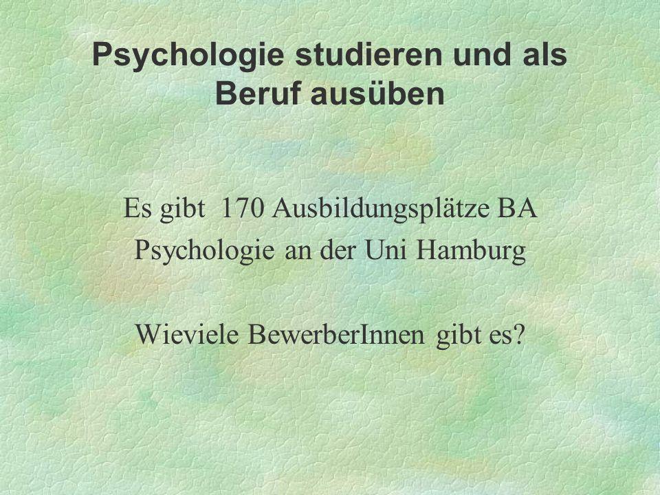Alle psychologen haben eine klatsche ppt herunterladen for Psychologie studieren hamburg