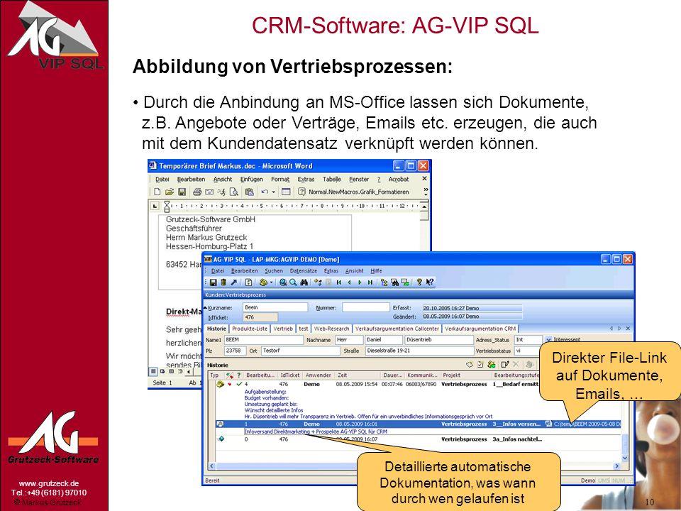 Direkter File-Link auf Dokumente, Emails, …