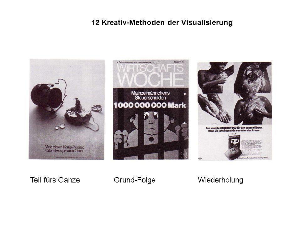 12 Kreativ-Methoden der Visualisierung