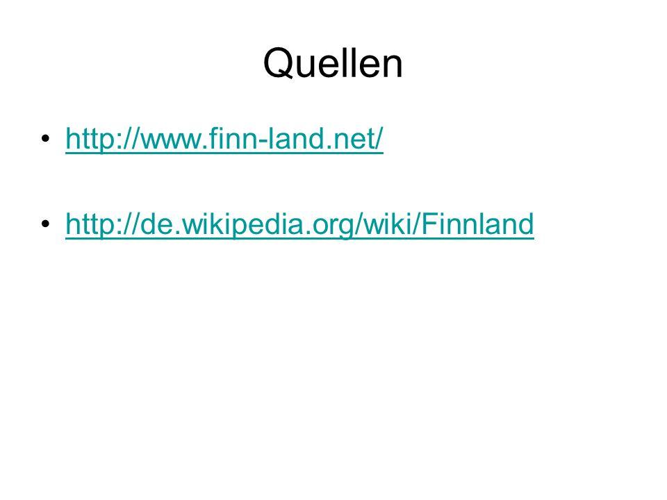 Quellen http://www.finn-land.net/