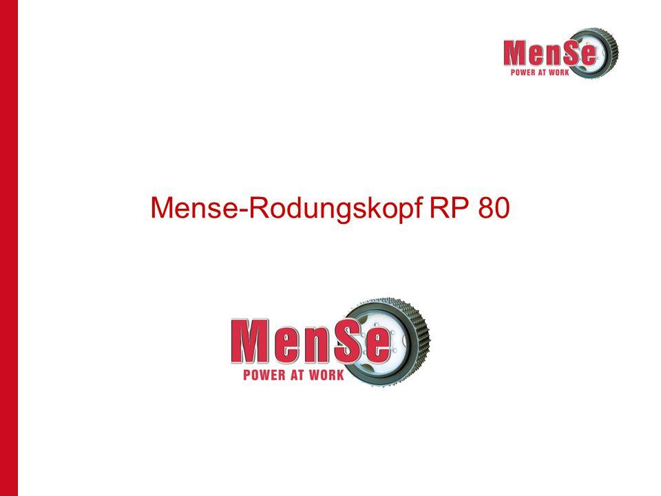 Mense-Rodungskopf RP 80