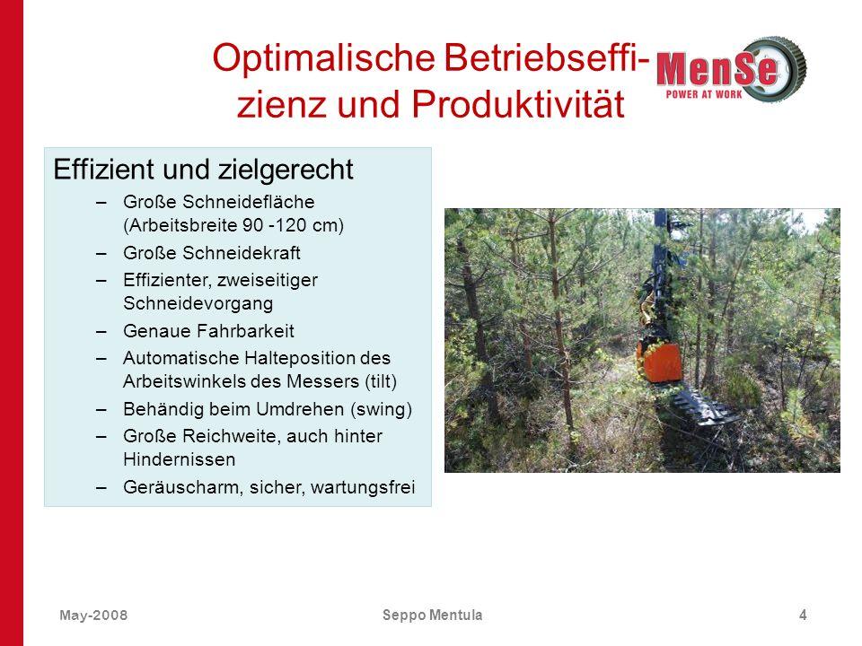 Optimalische Betriebseffi- zienz und Produktivität