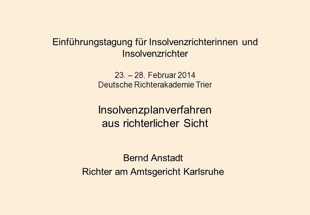 Bernd Anstadt Richter am Amtsgericht Karlsruhe