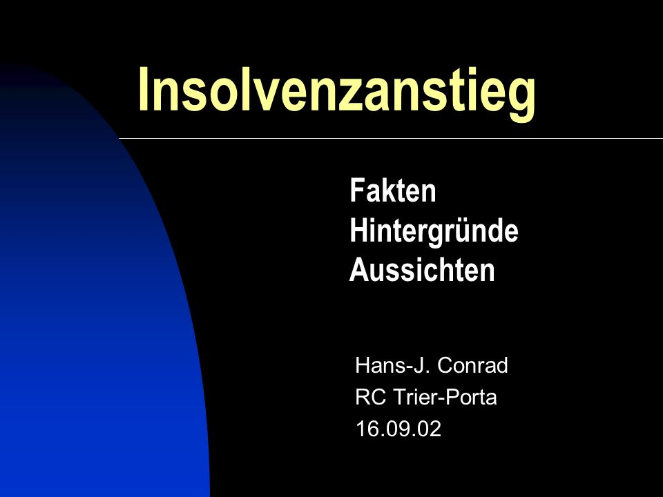 Hans-J. Conrad RC Trier-Porta 16.09.02