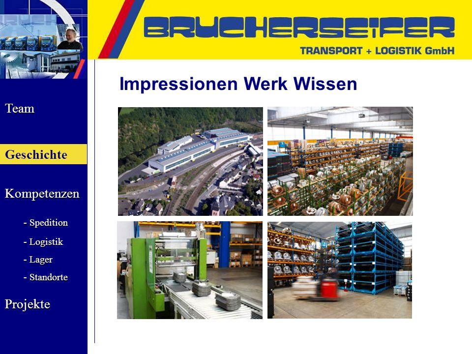 Impressionen Werk Wissen