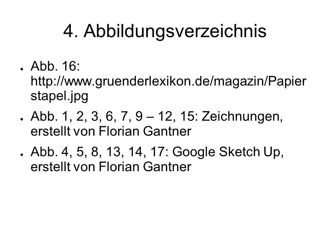 4. Abbildungsverzeichnis