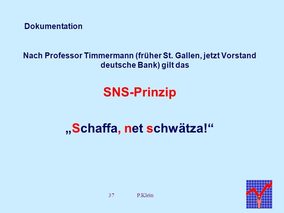 """""""Schaffa, net schwätza!"""