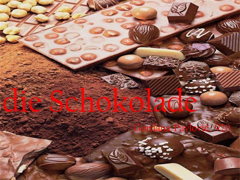 e die Schokolade Gordana Pavlović, 920
