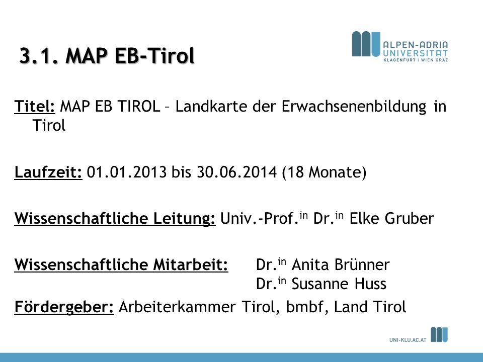 3.1. MAP EB-Tirol