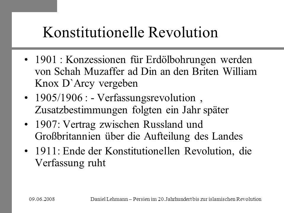 Konstitutionelle Revolution