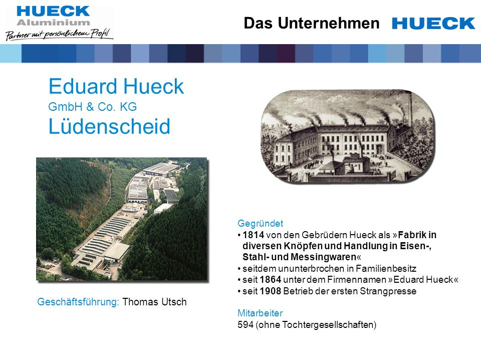 Eduard Hueck GmbH & Co. KG Lüdenscheid