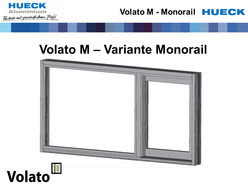 Volato M – Variante Monorail