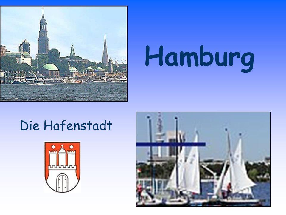 Hamburg Die Hafenstadt