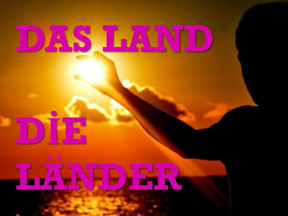DAS LAND DİE LANDER