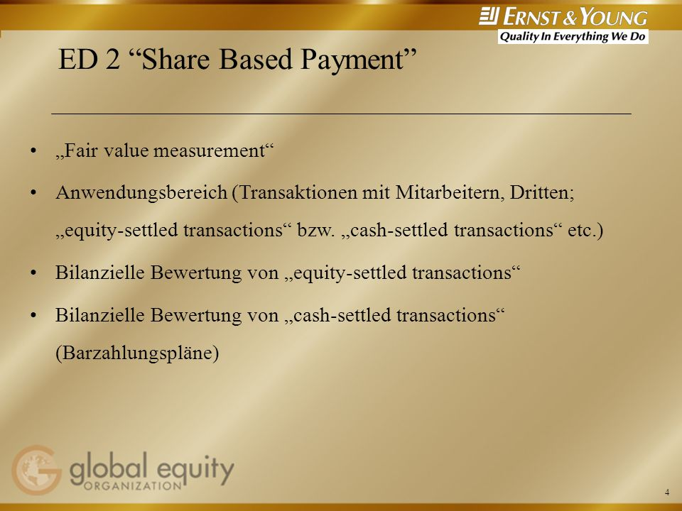 ED 2 Share Based Payment