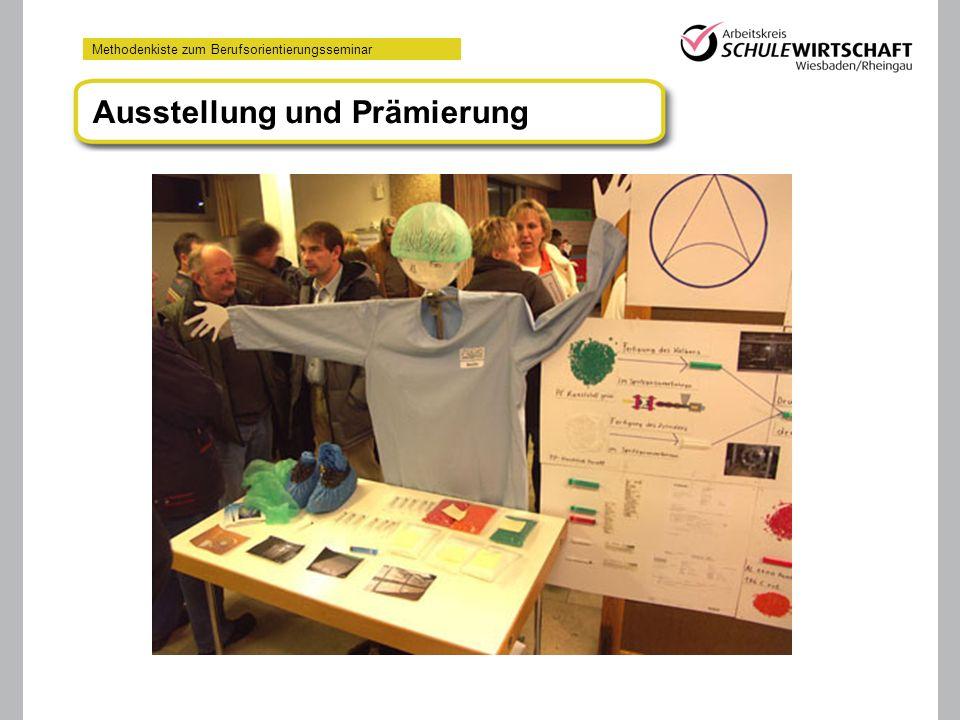 Ausstellung und Prämierung