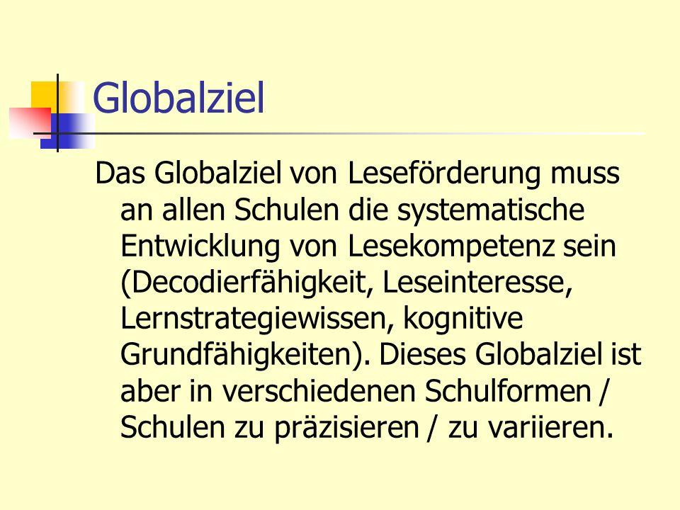 Globalziel