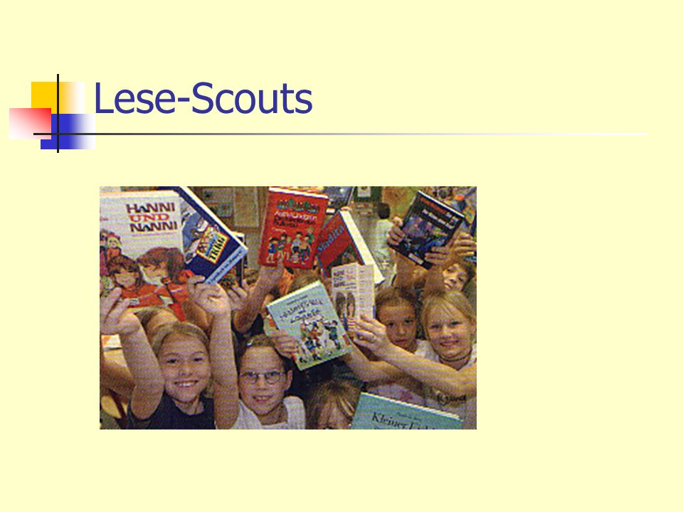 Lese-Scouts