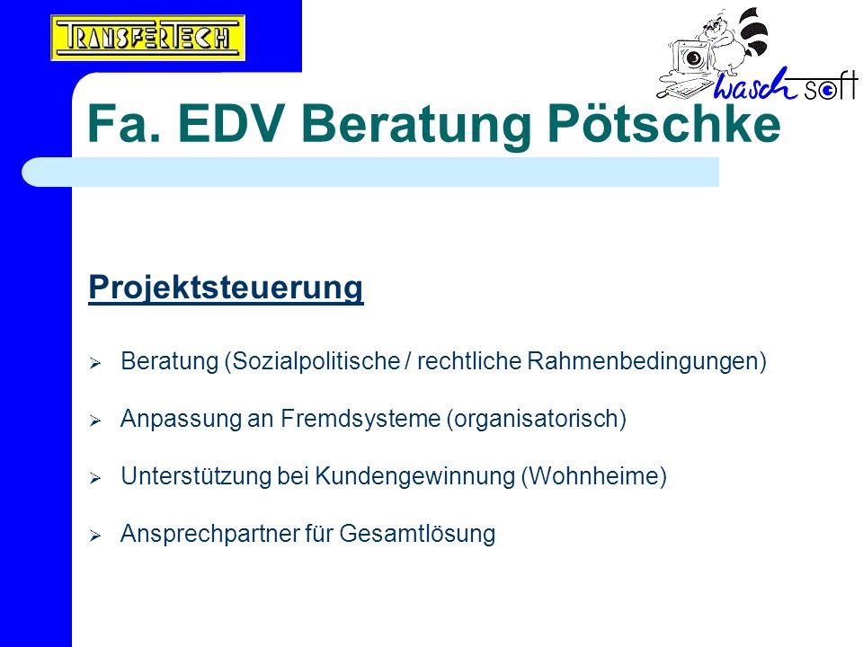 Fa. EDV Beratung Pötschke