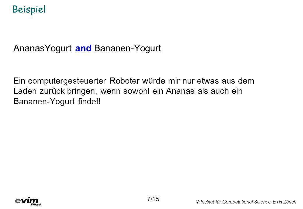 AnanasYogurt and Bananen-Yogurt