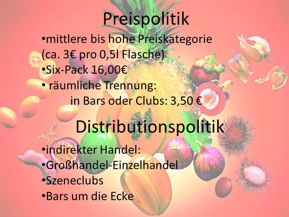 Distributionspolitik