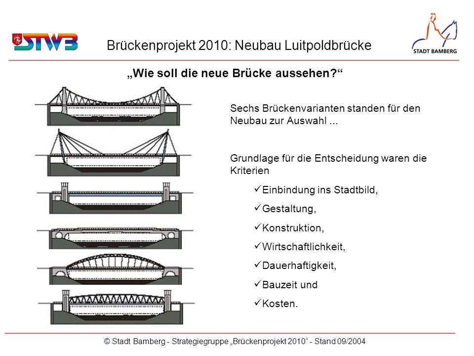 """""""Wie soll die neue Brücke aussehen"""