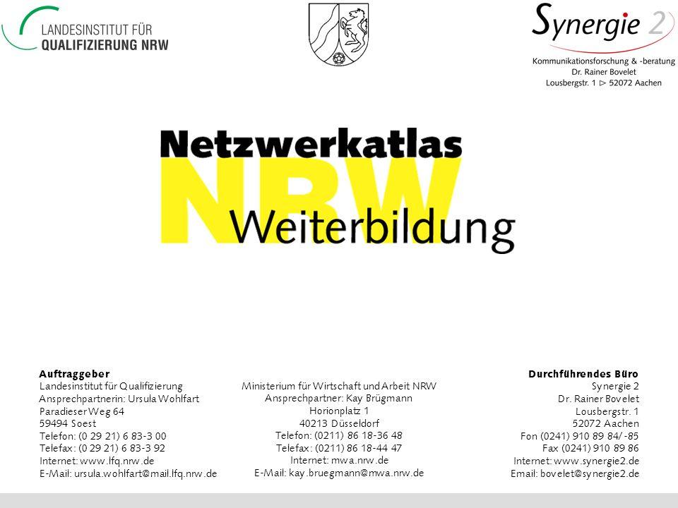 Landesinstitut für Qualifizierung Ansprechpartnerin: Ursula Wohlfart