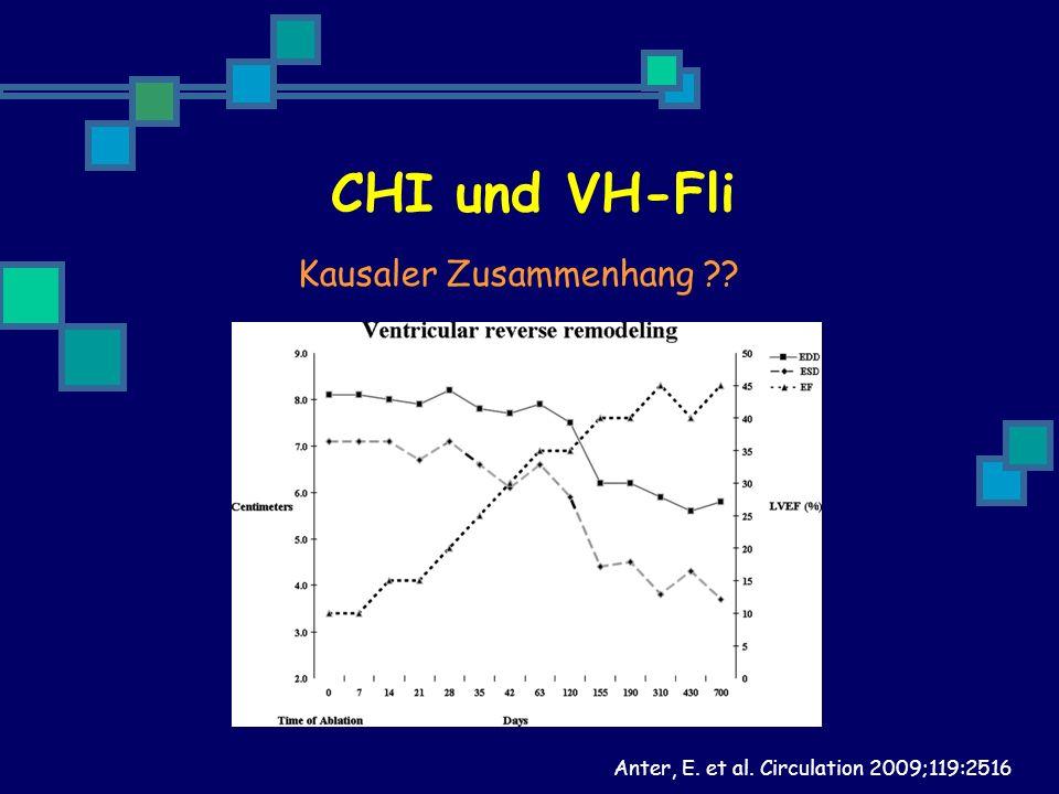 CHI und VH-Fli Kausaler Zusammenhang