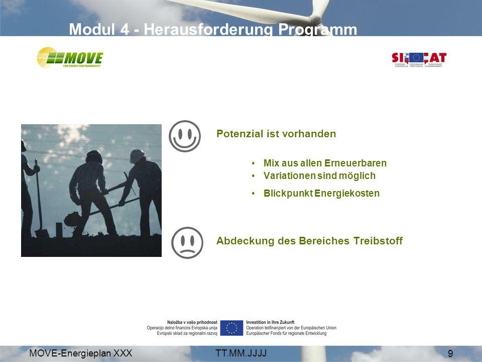 Modul 4 - Herausforderung Programm
