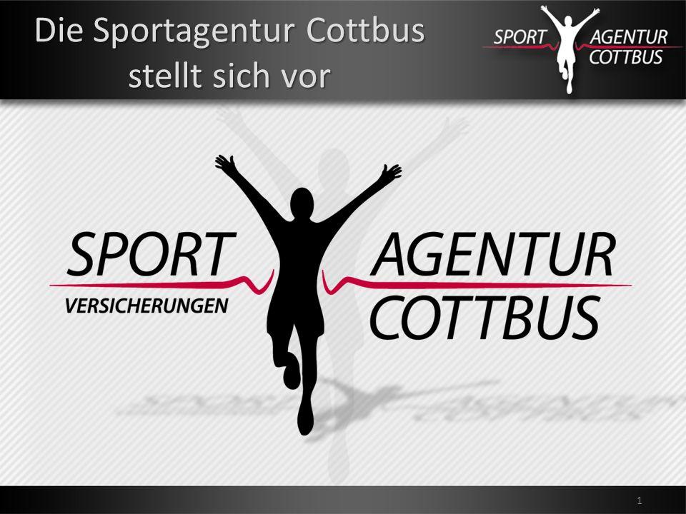 Die Sportagentur Cottbus stellt sich vor