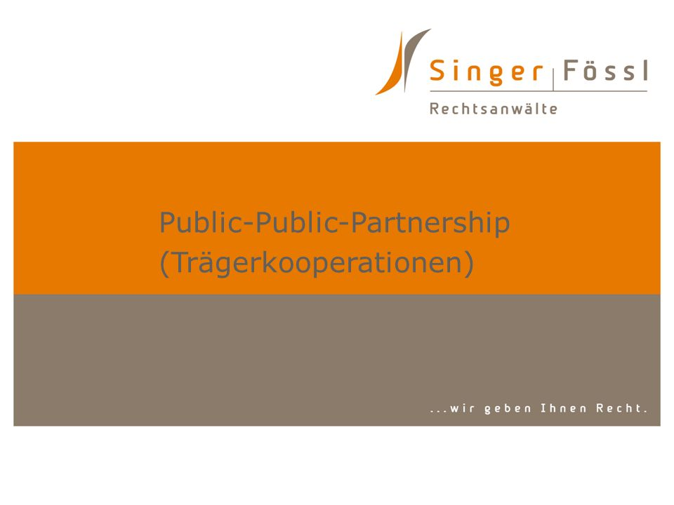 Public-Public-Partnership