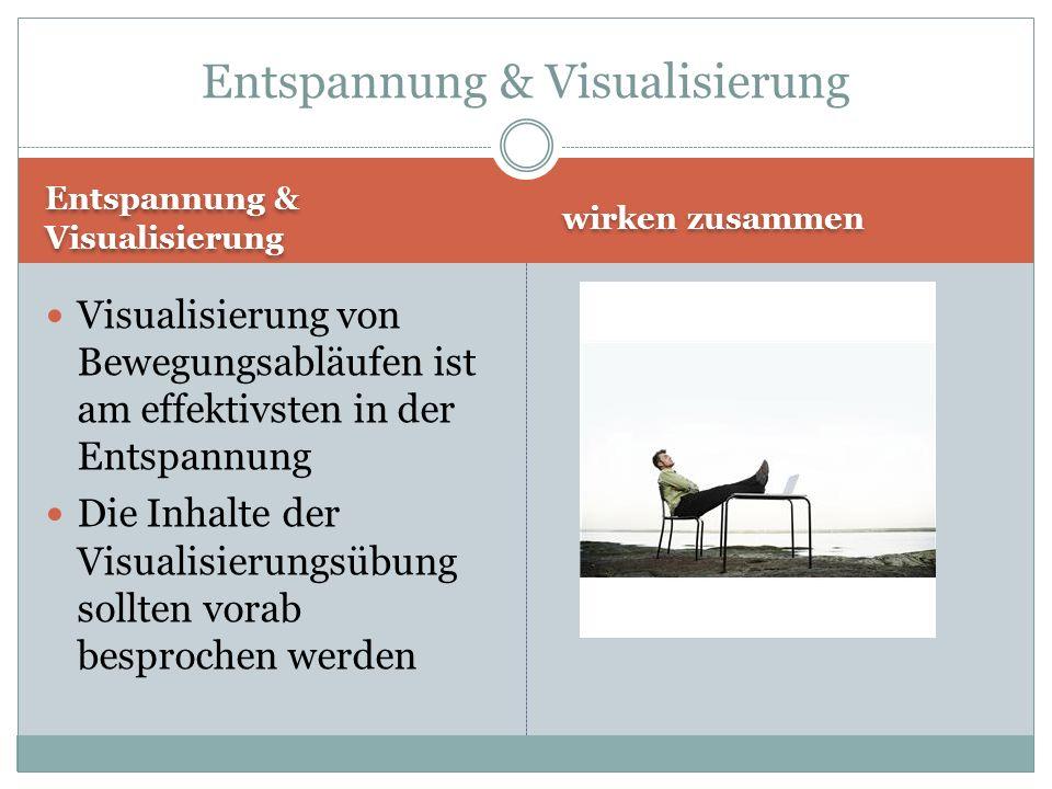 Entspannung & Visualisierung