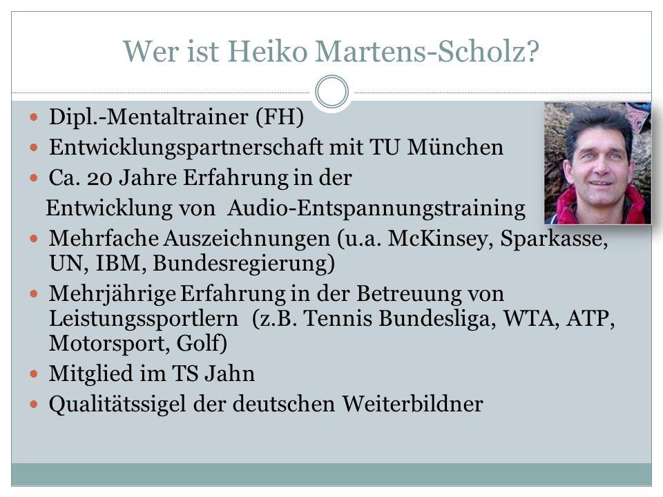 Wer ist Heiko Martens-Scholz