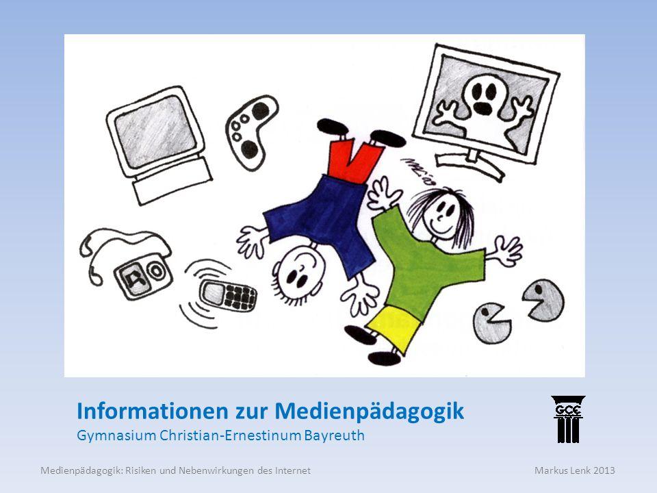 Informationen zur Medienpädagogik