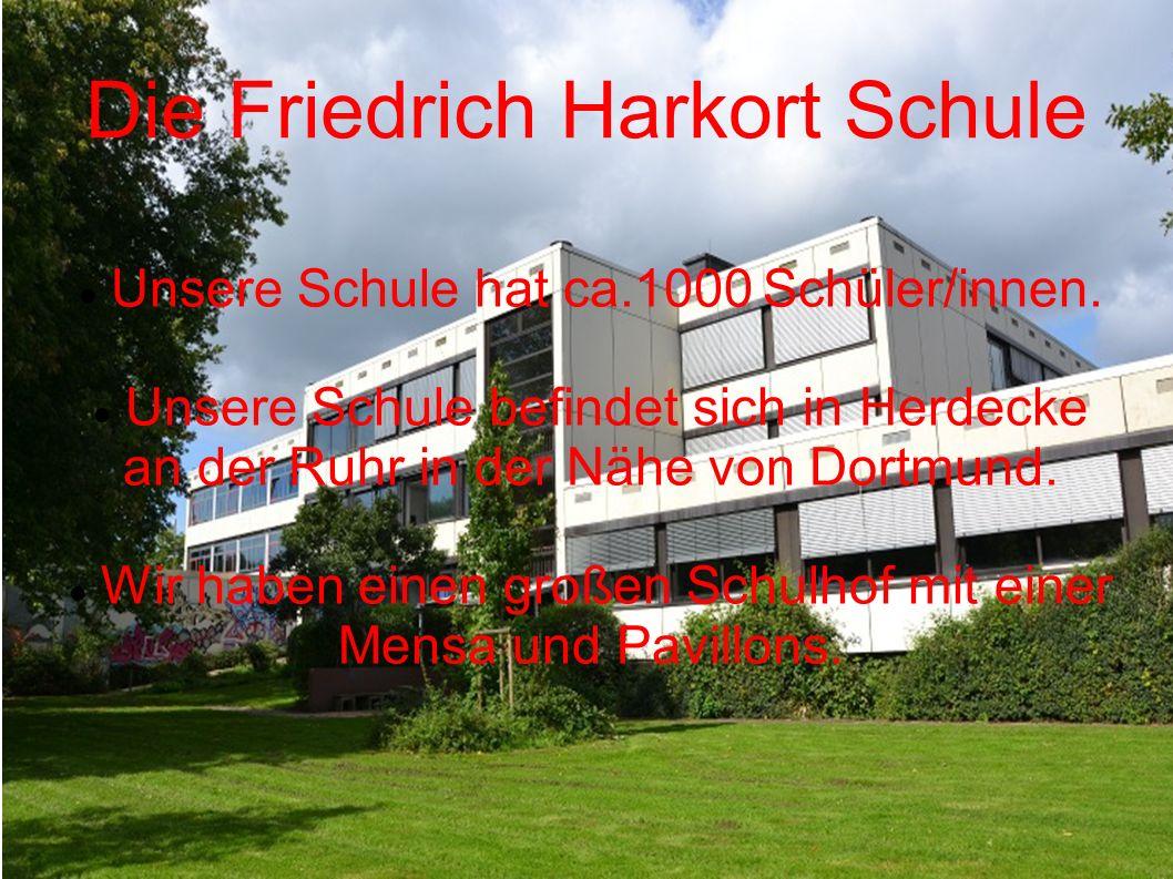 Die Friedrich Harkort Schule