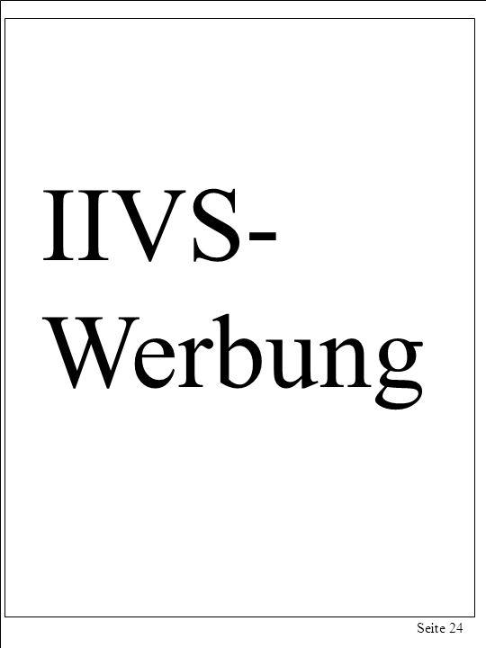 IIVS- Werbung Seite 24