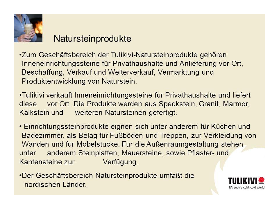 Natursteinprodukte
