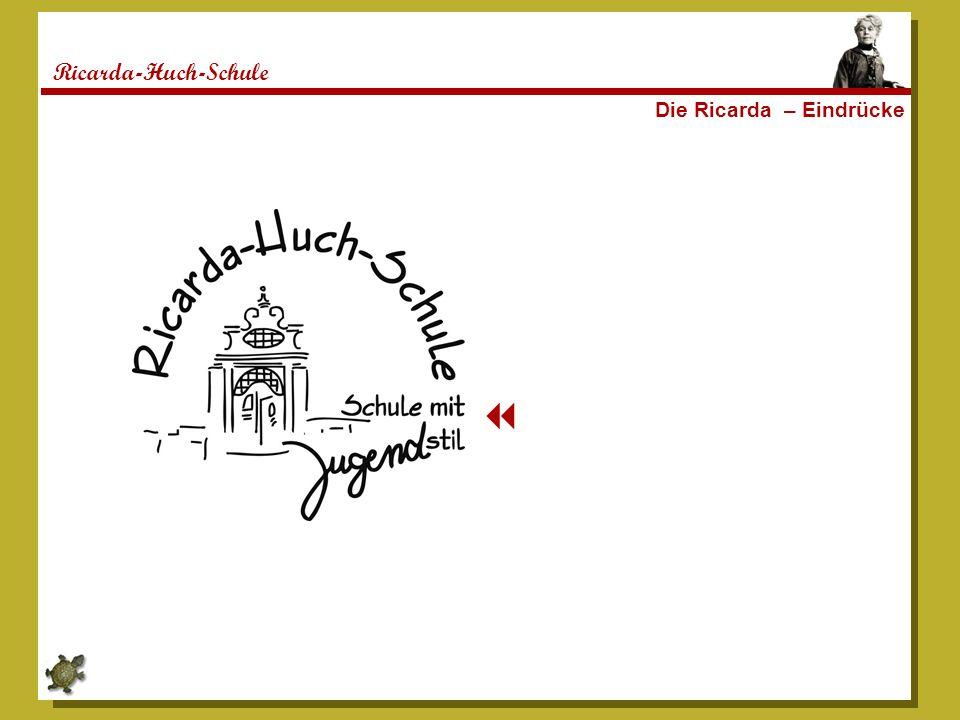 Ricarda-Huch-Schule Die Ricarda – Eindrücke 7