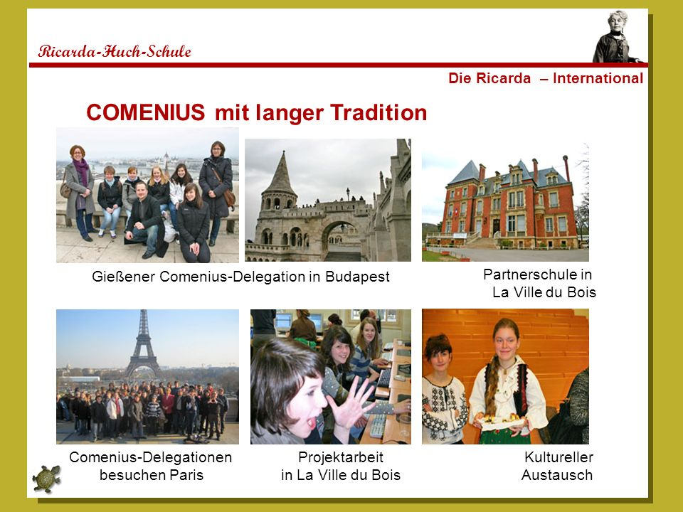Comenius-Delegationen