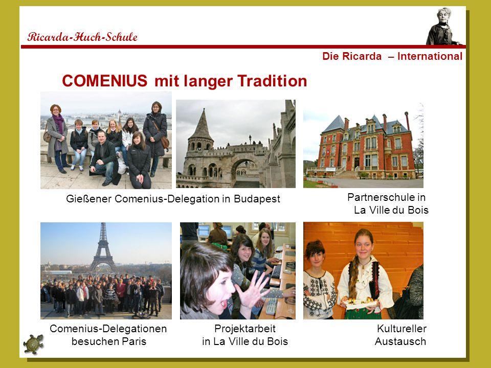 Comenius-Delegationen