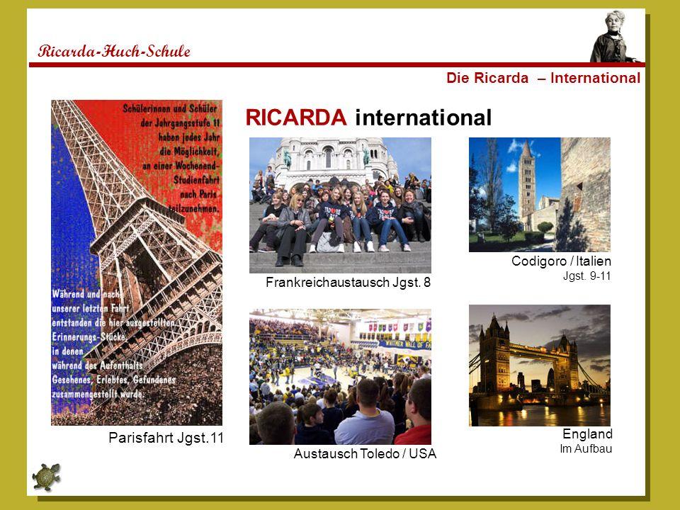 RICARDA international