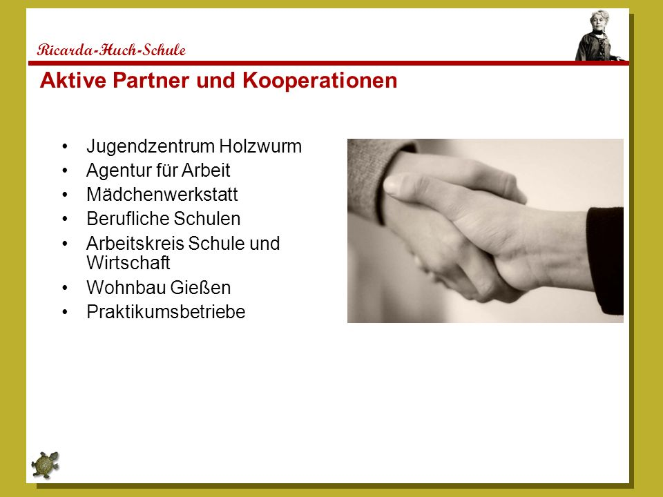 Aktive Partner und Kooperationen