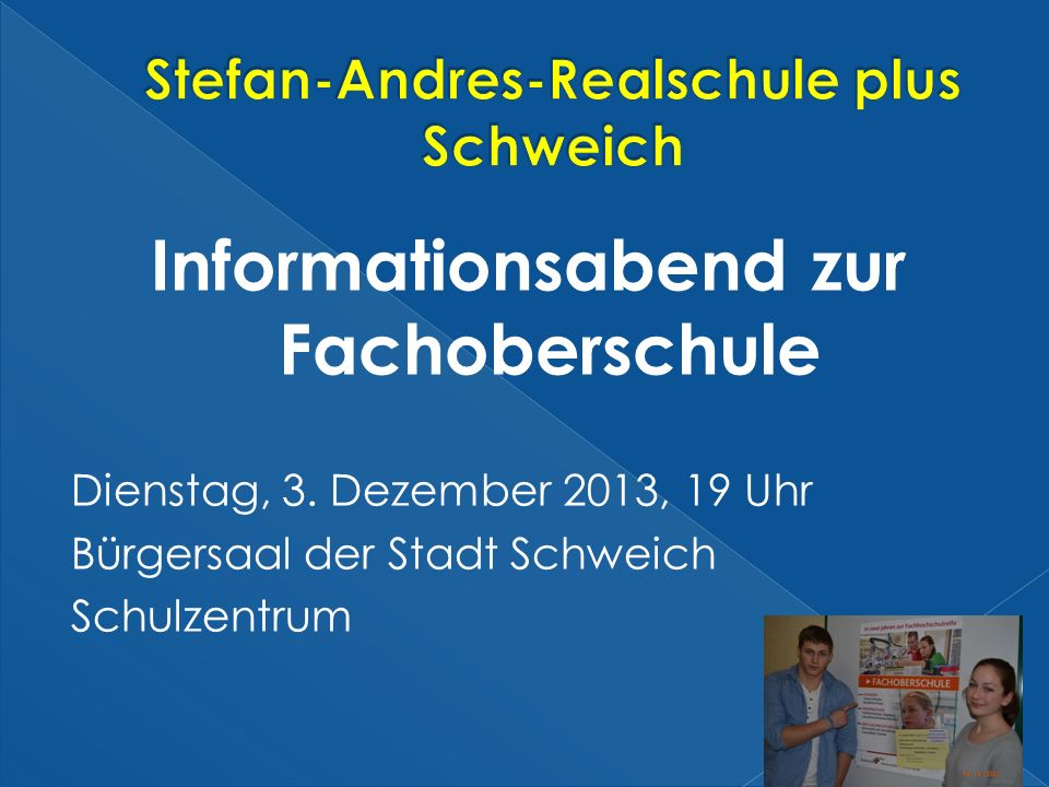 Stefan-Andres-Realschule plus Schweich