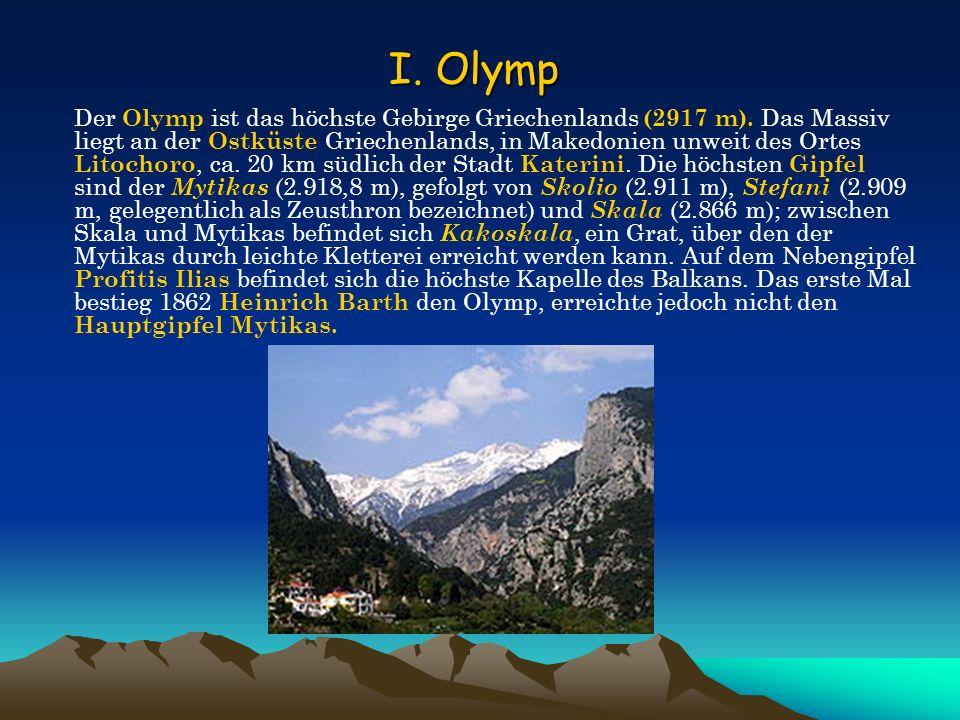 I. Olymp