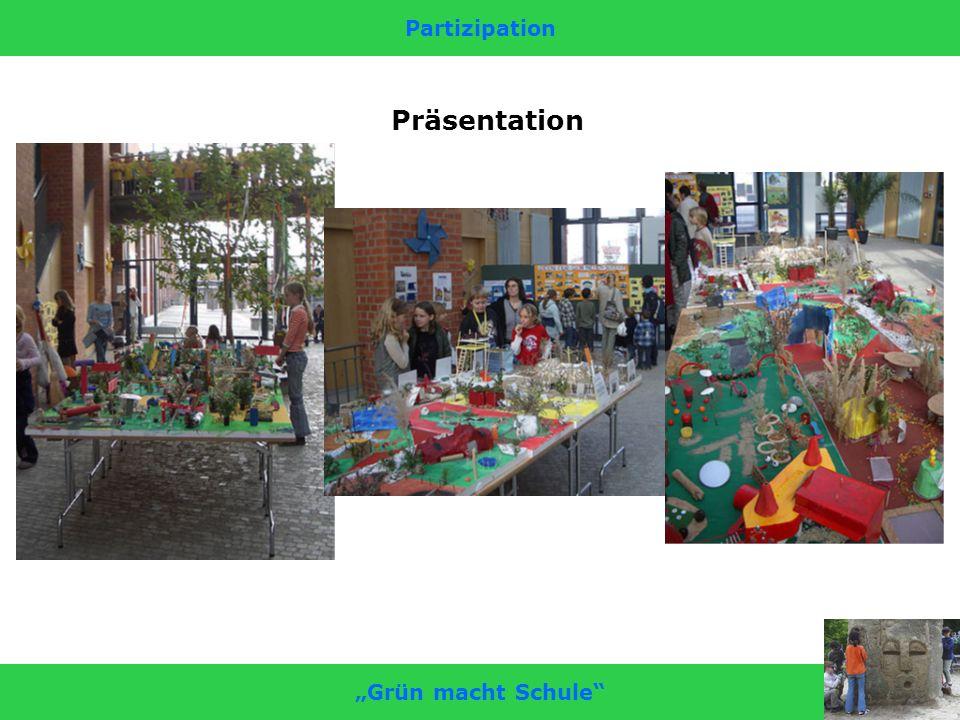"Partizipation Präsentation ""Grün macht Schule"
