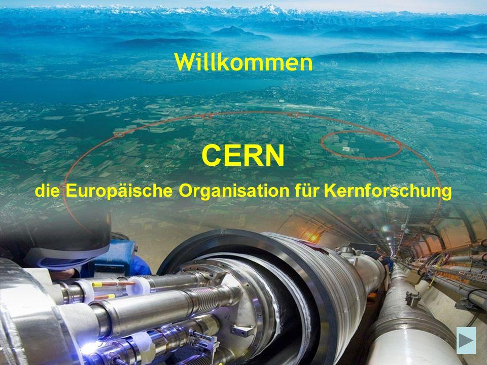 die Europäische Organisation für Kernforschung